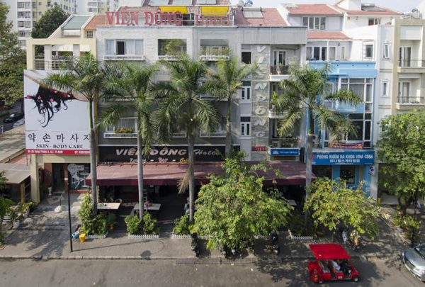 hotel & restaurant, The 10 Best Hotel & Restaurant in District 7, Ho Chi Minh City