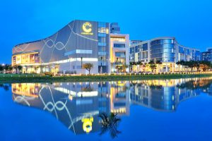 Hotel near Saigon Exhibition and Convention Center (SECC)