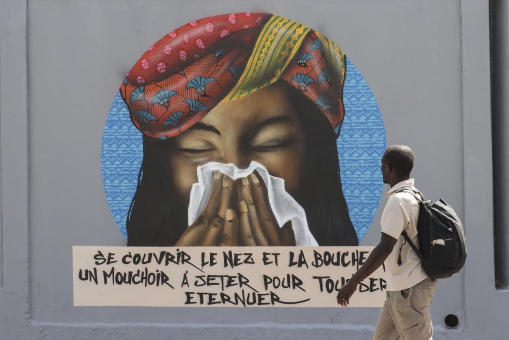 , Những tác phẩm đường phố truyền cảm hứng mùa dịch